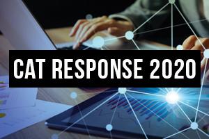 CAT Response 2020